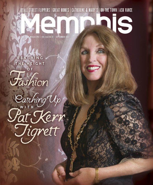 Memphis magazine, September 2017
