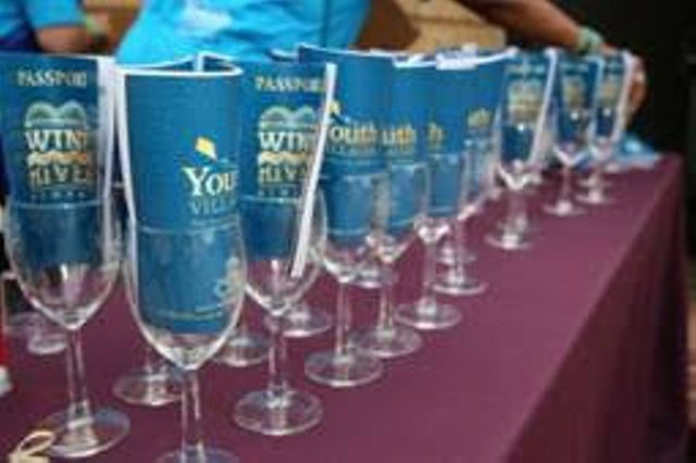 Wine on the River benefiting Youth Villages