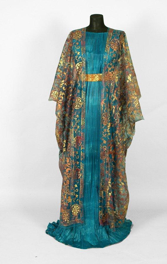Delphos Dress and Shawl, 2006-7