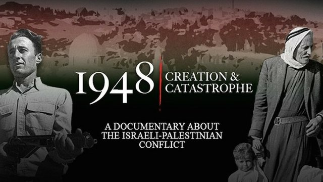 1948: Creation & Catastrophe screening at Rhodes College