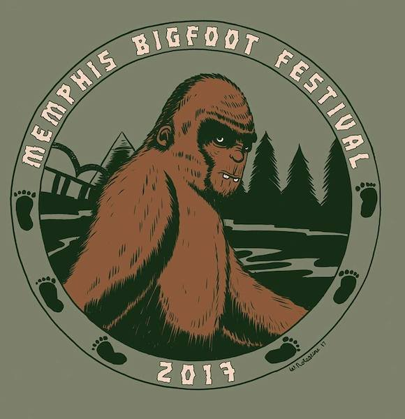 Inaugural Memphis Bigfoot Festival at Memphis Made Brewing
