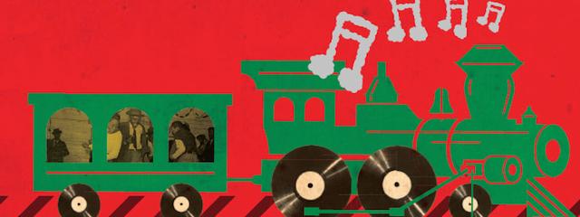 Take the Soul Train to Christmas