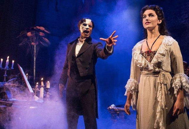 Phantom of the Opera, Orpheum Theatre