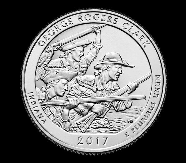 3. Memphis Portrait Artist Frank Morris Designs Coin to Honor Revolutionary War Hero George Rogers Clark  (1).jpg