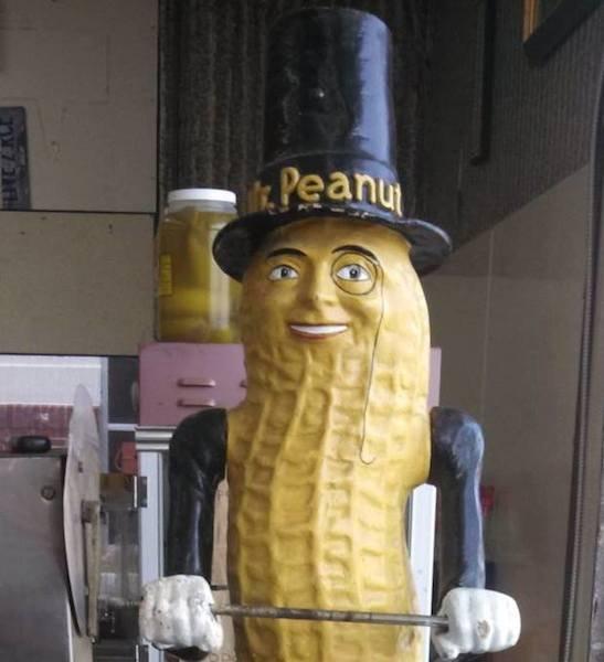 One Last Trip To the Peanut Shoppe