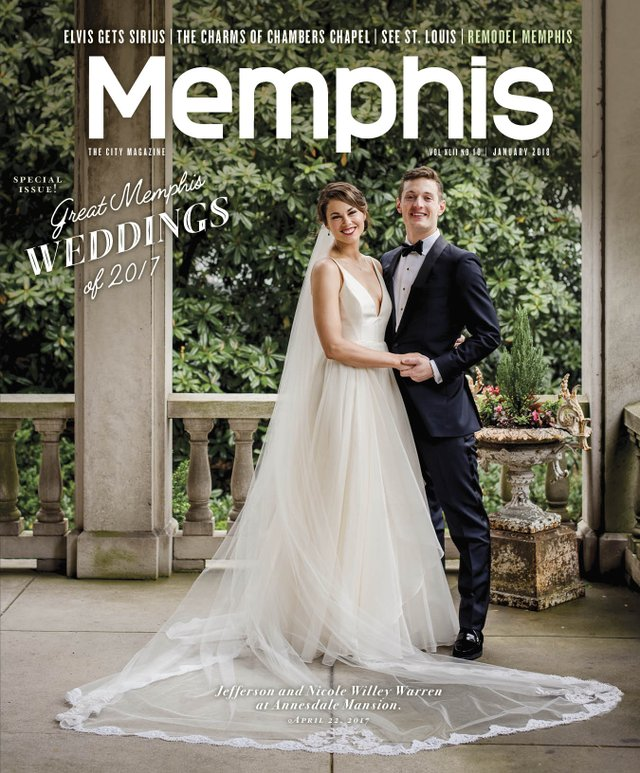 Memphis magazine, January 2018