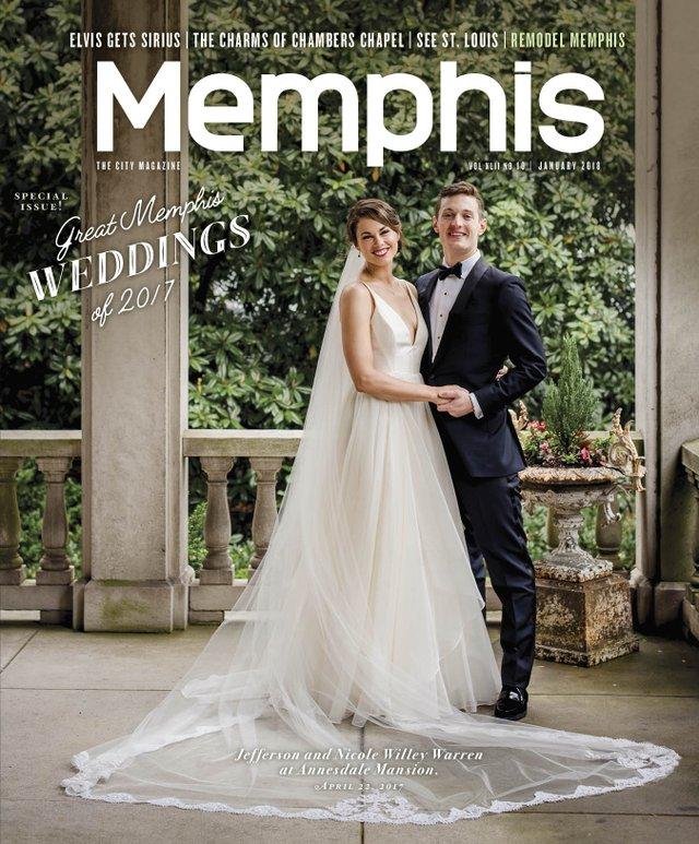 Memphis magazine, January 2018