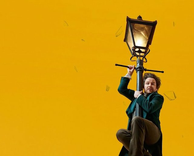Young Marx, National Live Theatre at Paradiso