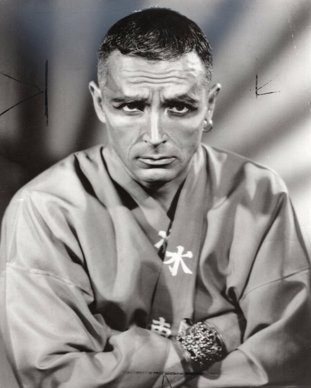 "Leonard Graves in ""The King and I"""
