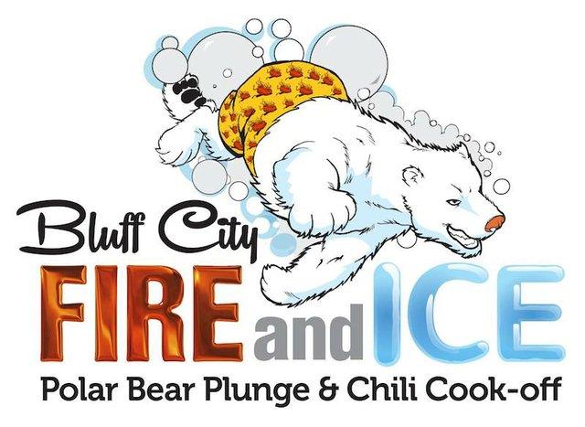 Fire & Ice Polar Bear Plunge, Mud Island River Park