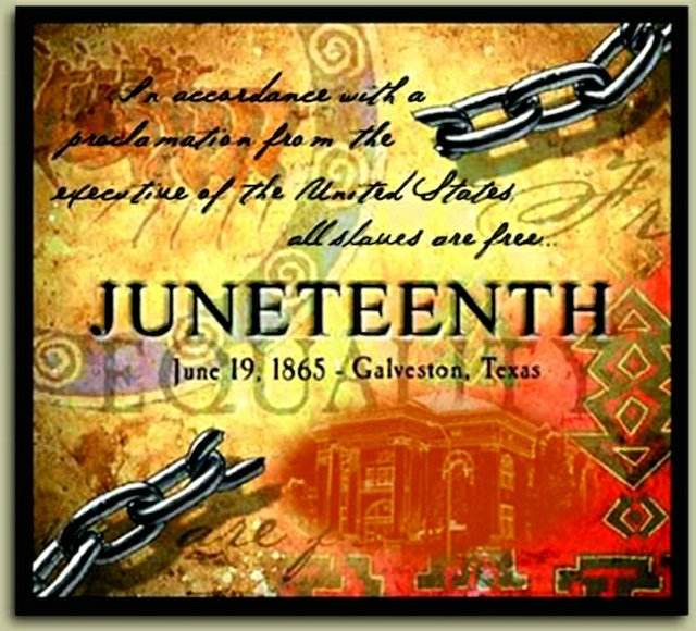 Juneteenth, Cannon Center for the Performing Arts