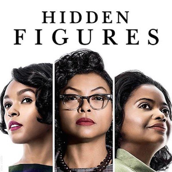 Hidden Figures, Benjamin Hooks Library
