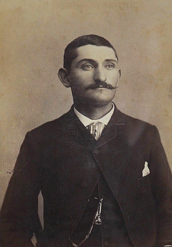 Abe Goodman, c. 1888