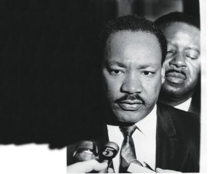 Martin Luther King, Jr. 4/3/68