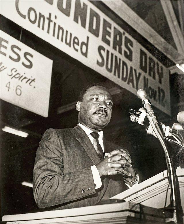 Withers - MLK Mason Temple Speech