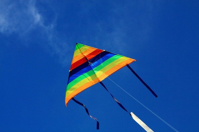 51st Annual Kite Day, Church of the River