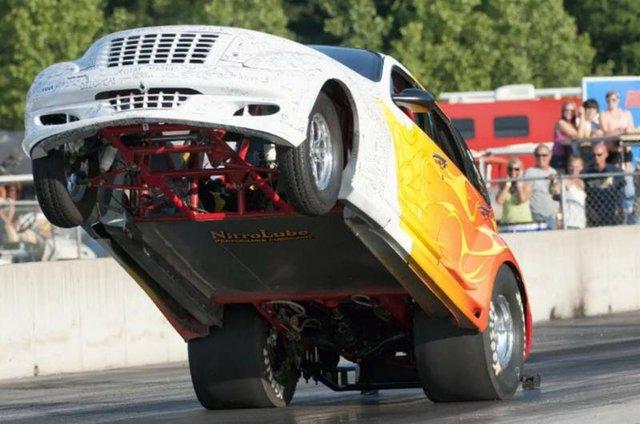 Super Chevy Show, Memphis International Raceway