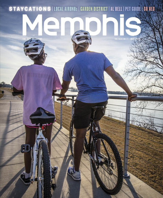Memphis magazine, May 2018