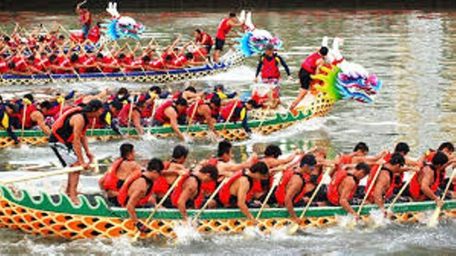 Dragon Boat Races benefiting St. Jude
