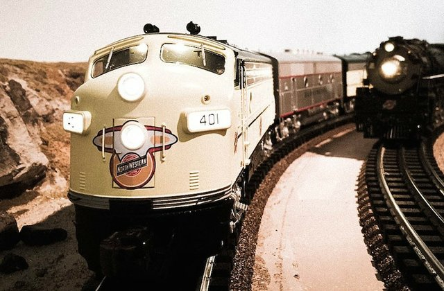 Model Train Show and Sale, St. George's Episcopal Church