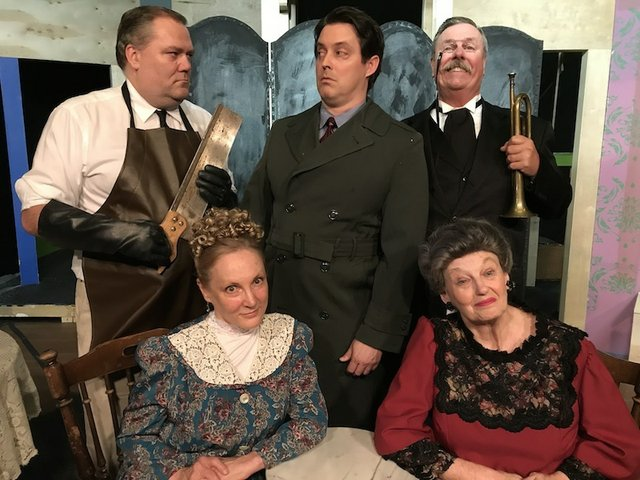 Arsenic and Old Lace, Germantown Community Theatre