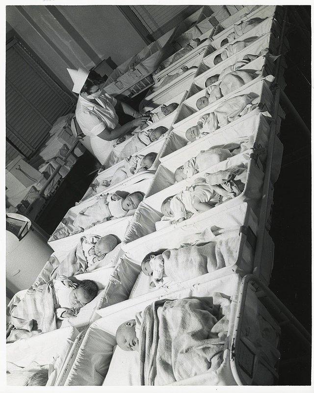 Babies in Nursery_Bonnie Henderson, RN.jpg