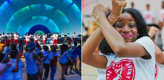 Stax Music Academy Summer Grand Finale, Levitt Shell