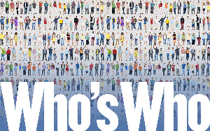 Who's Who Title Image