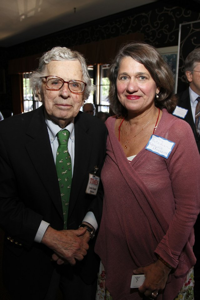 Lester Gingold and Joy Bateman of Memphis magazine