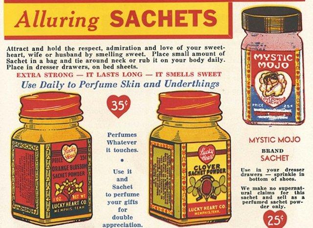 """""""Lucky Hearts Cosmetics and Memphis Hoodoo History"""""""