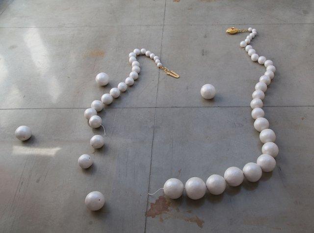 Lisa Gralnick Pearl Necklace