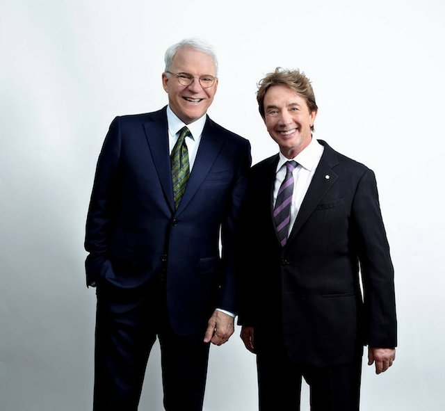 Steve Martin & Martin Short, The Orpheum