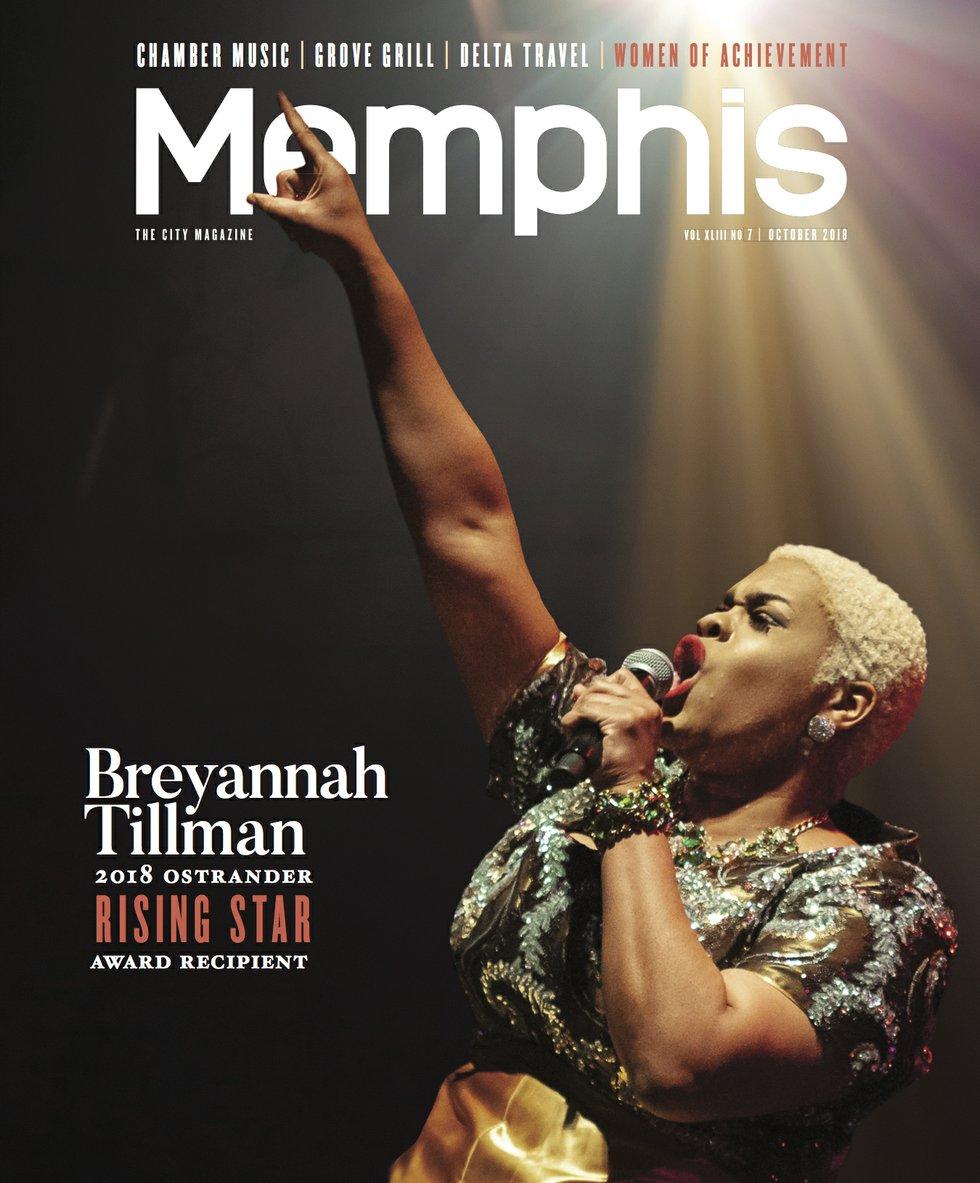 In The Beginning Memphis Magazine