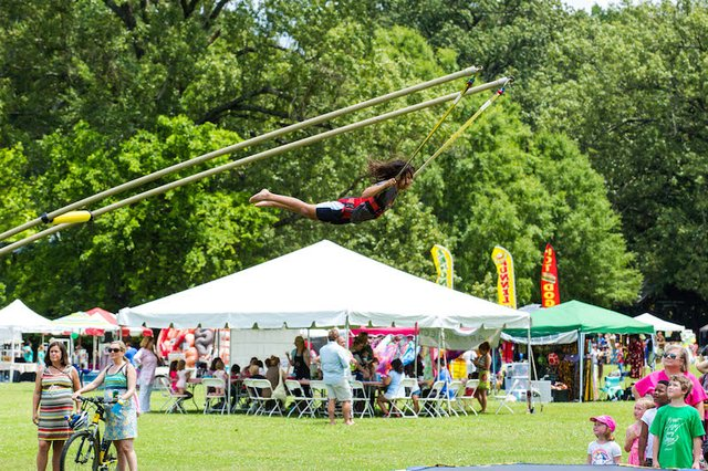 A Day of Merrymaking and Art in the Park, Overton Park/MCA