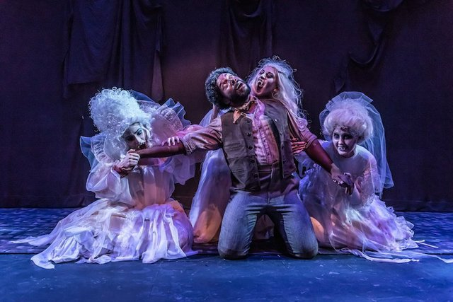Dracula, Theatre Memphis