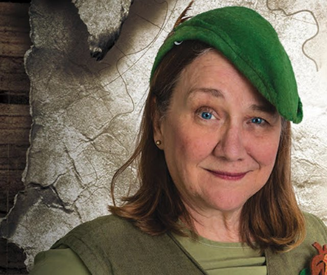 For Peter Pan on her 70th Birthday, Playhouse on the Square