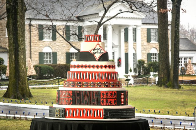 Elvis Birthday Celebration, Guest House at Graceland