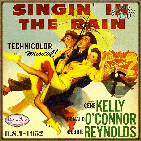 Singing In the Rain, The Orpheum