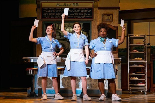Waitress, Orpheum Theatre