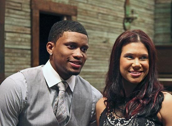 Rudy Gay and Ecko Wray