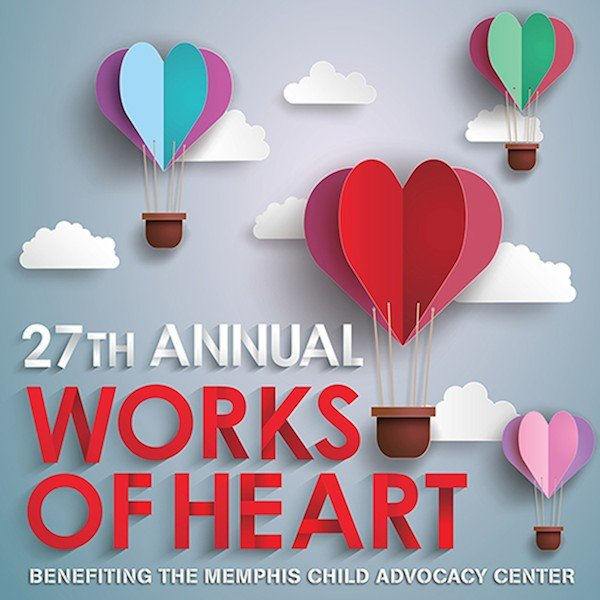 Works of Heart, Memphis College of Art