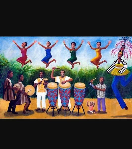 Artist Market, Slave Haven