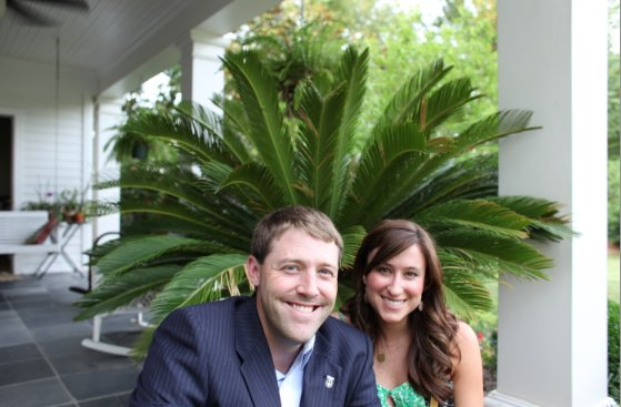 Kelly Davis and Linea Wyatt
