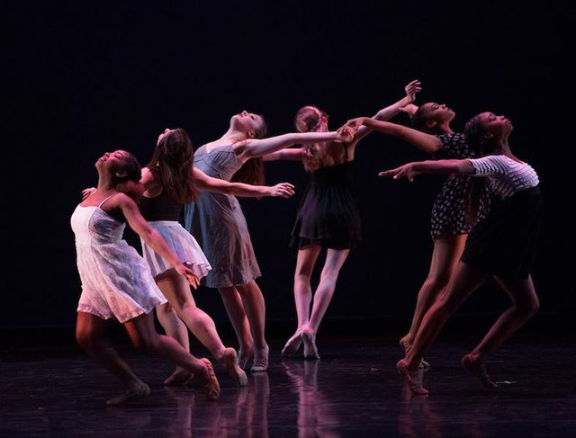 Springloaded by New Ballet Ensemble