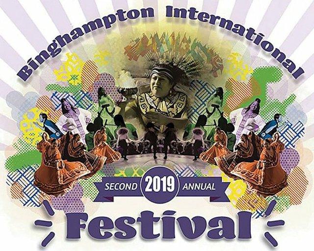 Binghampton International Festival, The Commons on Merton