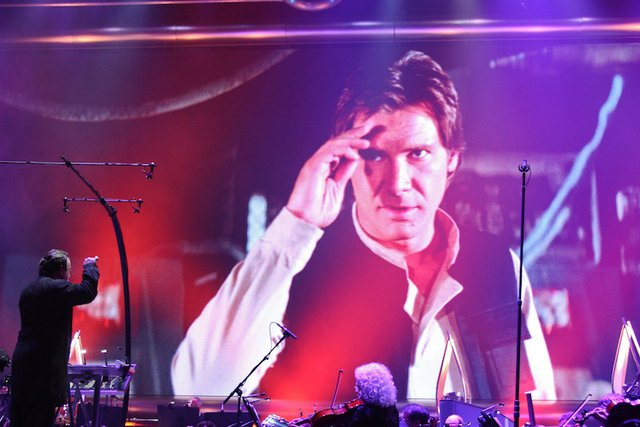 The Music of Star Wars by MSO, Cannon Center