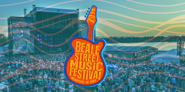 Beale Street Music Festival, Tom Lee Park