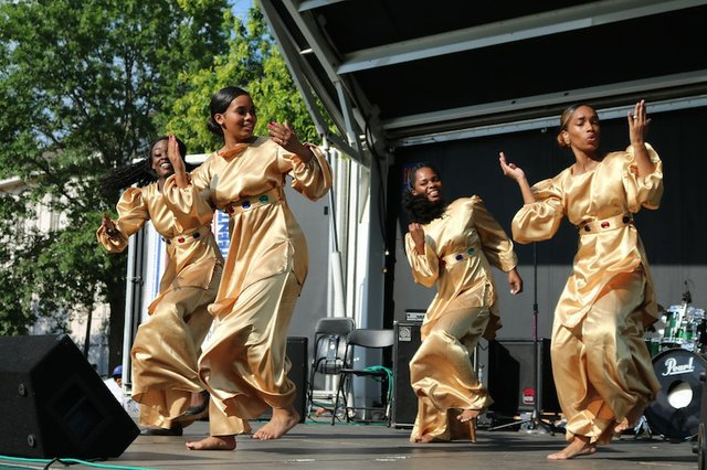 Juneteenth Urban Music Festival, Robert R. Church Park