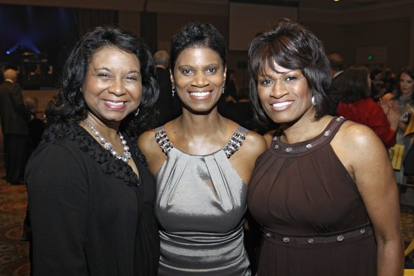 Belinda Anderson, Brenda Duckett, and Lisa Driver