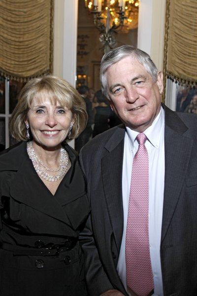 Julie and George Ellis